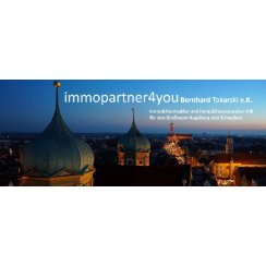 Logo von immopartner4you Bernhard Tokarski e.K.